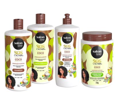 05 Melhores produtos para cabelo cacheado